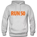 Run 50 sweatshirt